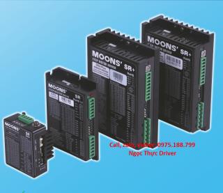 Bán đầy đủ các sản phẩm của MOONS DC Servo Motor Driver 48V 60W 550W SR2 SR4 SR8 3SR8 SRAC2 SRAC4 SRAC8 3SRAC8 thumbnail