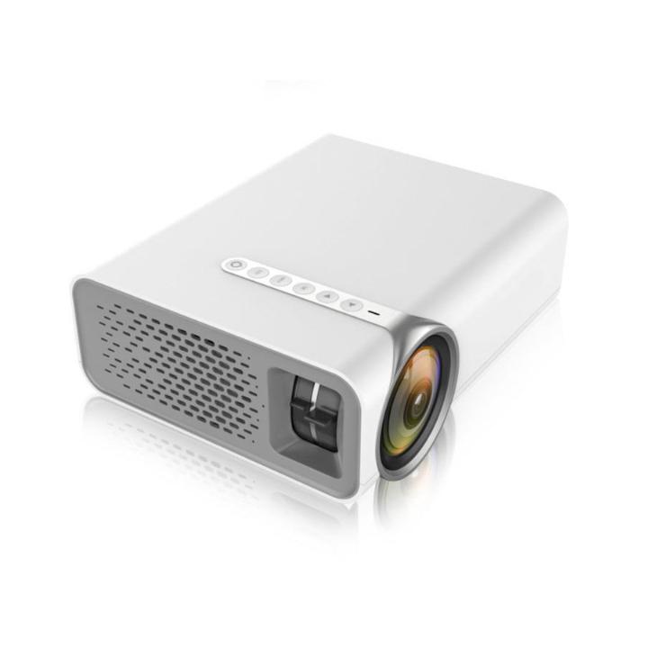 Máy Chiếu Mini, Máy Chiếu Gia đình, Giải Trí YG-520 Full HD 1080, Tính Năng Kết Nối Wifi Với điện Thoại, Máy Tính Bảng Trình Chiếu Tiện Dụng Có Giá Ưu Đãi