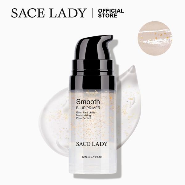 Kem lót SACE LADY chứa lá vàng dưỡng ẩm chống nắng chuyên dụng cho trang điểm - INTL giá rẻ