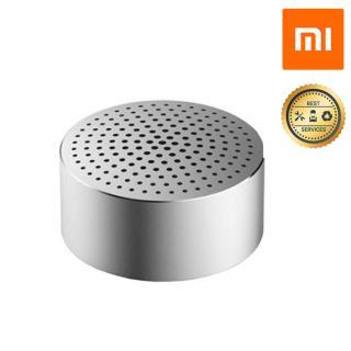 Loa nghe nhạc Bluetooth Xiaomi Mini công nghệ khử tạp âm CVC6.0 (Kim loại Bạc nguyên khối) Tích hợp Mic - Hàng Chính Hãng thumbnail
