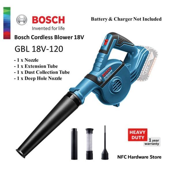 Máy thổi khí dùng pin Bosch GBL 18V-Li (Solo)