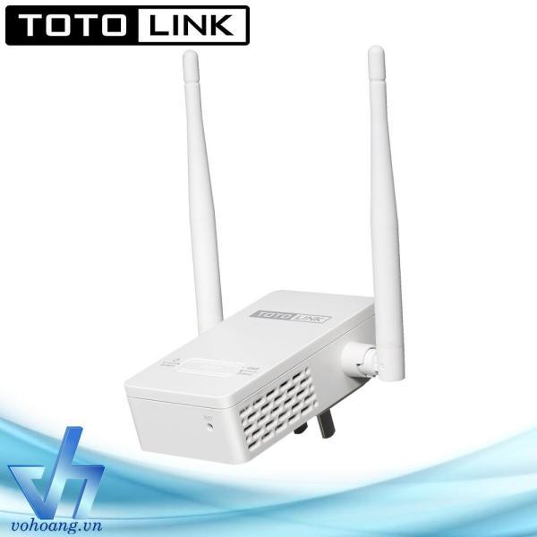 Bảng giá Bộ mở rộng sóng Wi-Fi 300Mbps ToToLink EX200 Phong Vũ
