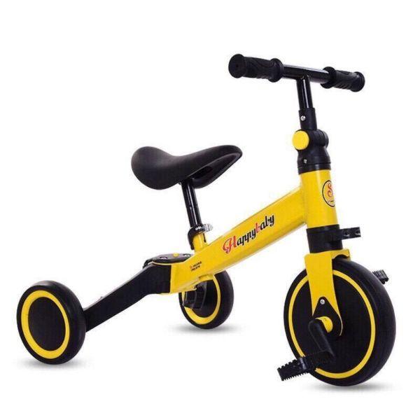 Giá bán Xe chòi chân xe đạp đa năng 3 in 1 mã Happy Baby
