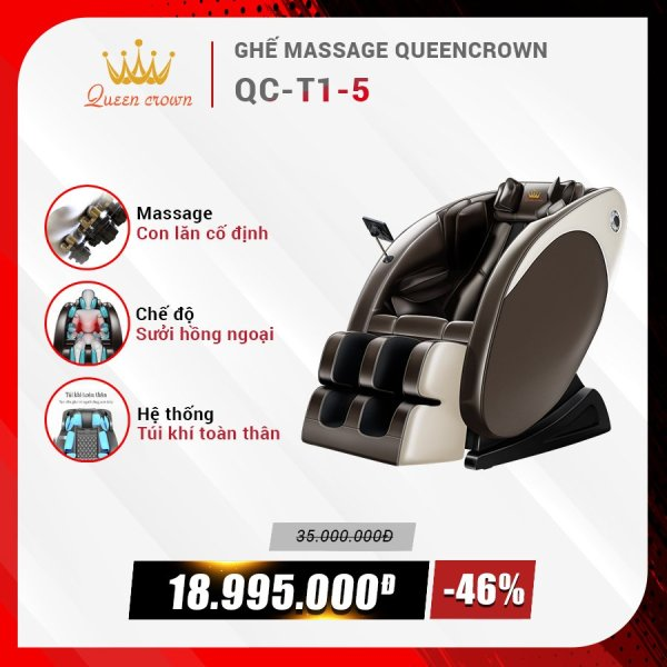 Ghế Massage Queen Crown QC-T1-5