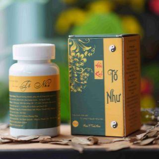Freeship-Thảo mộc điều kinh Tố Như-Hiệu quả giúp điều hoà kinh nguyệt, giải quyết nổi lo khi chậm kinh, rong kinh, đau bụng kinh, kinh thâm đen, vón cục-Sản phẩm chính hãng và niêm yết giá và tem nhãn của Công ty trên sản phẩm-Golden Heale thumbnail