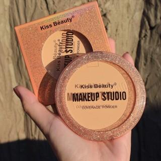Phấn nền trang điểm Kiss Beauty makeup studio siêu xịn sò thumbnail