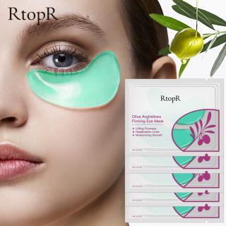 5 Gói mặt nạ mắt RtopR chiết xuất olive xoá quầng thâm bọng mắt chống lão hoá - INTL thumbnail