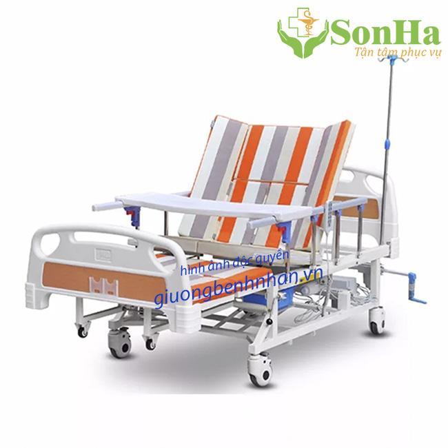 Giường y tế điện 11 chức năng nhập khẩu