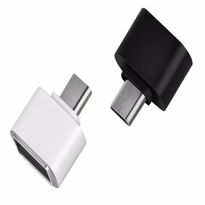 Sỉ 20 OTG TYPE-C Đầu chuyển USB thành Micro-B (TYPE-C) (dành cho android) SUHA SH 0676