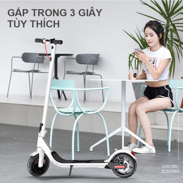 Mua Xe đạp điện gấp gọn M365, nhẹ, tiện lợi, có thể gấp gọn, thuận tiện đi lại, chống thấm nước, thân thiện với môi trường, xe đạp điện gấp người lớn màu xanh lá cây