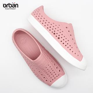 Giày Thông Hơi Urban Footpritn EVA fylon D2001 hồng trăng (giày chống nước) thumbnail