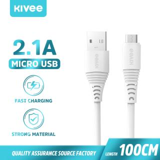Cáp Sạc 2.1A 1M Type-c Lightning MIRCOCho samsung iPhone Xiaomi Huawei Redmi Điện Thoại Di Động Sạc Truyền Dữ Liệu Cáp(CT01) KIVEE thumbnail