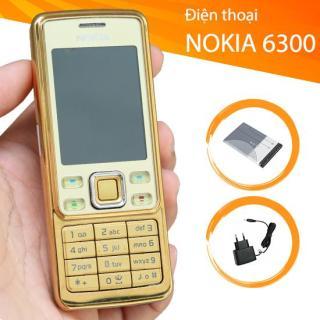 điện thoại Nokia 6300 đủ màu - camera,quay phim,nghe nhạc,sóng khỏe thumbnail