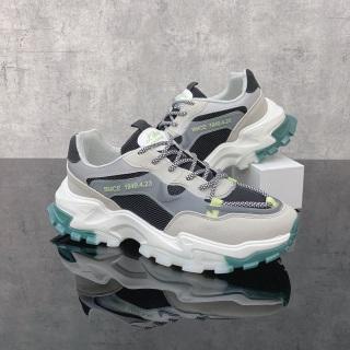 Giày thể thao nam, giày sneakers nam độn đế loang JT006 thumbnail