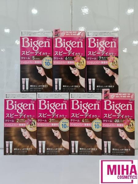 [HCM]Thuốc Nhuộm Tóc Phủ Bạc BIGEN Nhật Bản Chính Hãng Công Ty nhập khẩu