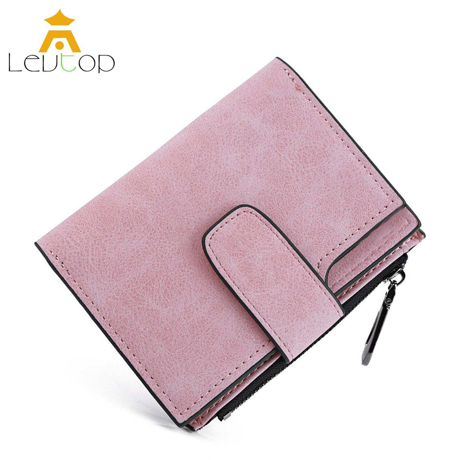 custom Available Reasonable Solid Oil Dark Red Buckle Pu Leather Passport Holder Built In Rfid Blocking Protect Personal Information Making Things Convenient For Customers