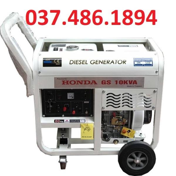 Máy Phát Điện Honda Chạy Dầu HD 10KVA 1PHA