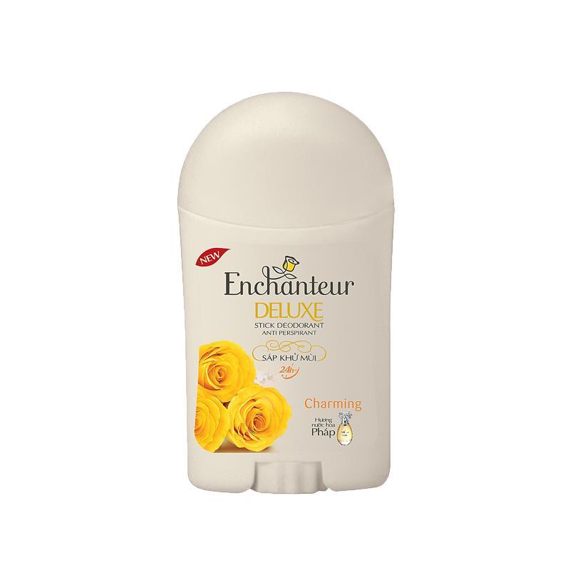 Sáp Khử Mùi Enchanteur Charming 40g nhập khẩu