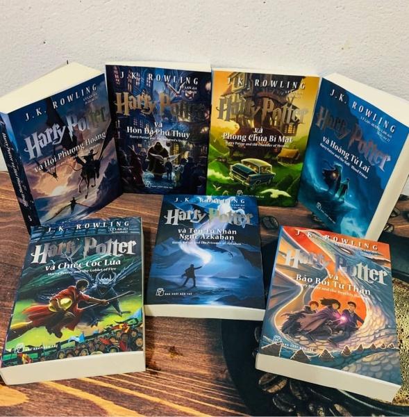 Mua Combo Harry Potter bản Tiếng Việt (Trọn Bộ 7 Cuốn )