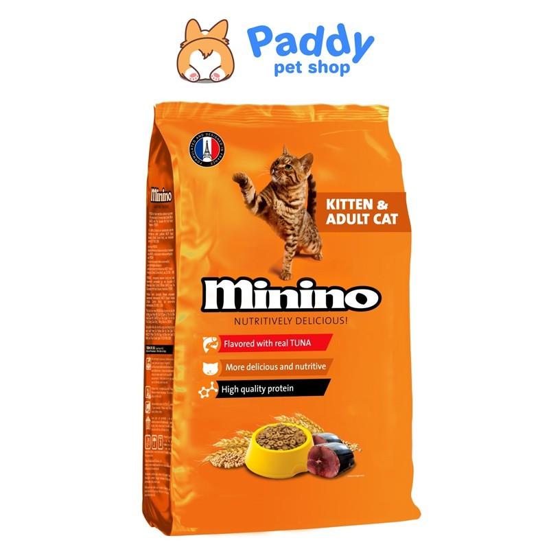 [1.3kg] Thức ăn hạt cho mèo Minino TUNA