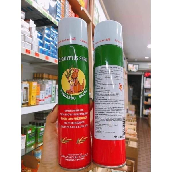 Xịt phòng tinh dầu Kangaroo - Trúc Mai Shop, sản phẩm đa dạng về mẫu mã, kích cỡ, chất lượng tốt, an toàn khi sử dụng, vui lòng inbox để được tư vấn