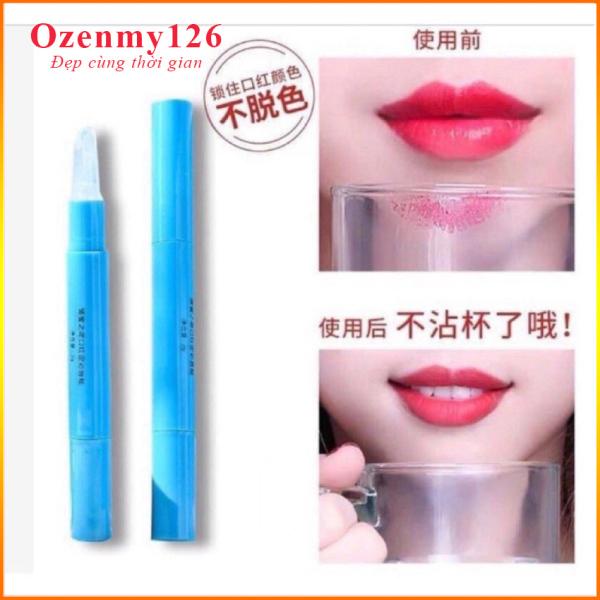[YÊU THÍCH] Gel khoá màu son môi siêu lì giúp son không bay màu, không lem, bền màu, dưỡng môi - Ozenmy126