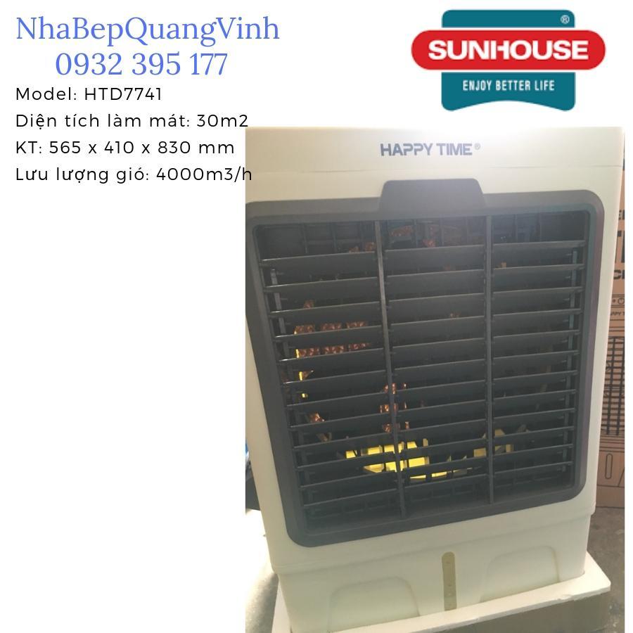 Bảng giá Máy làm mát không khí - quạt điều hòa Sunhouse Happy Time HTD7741