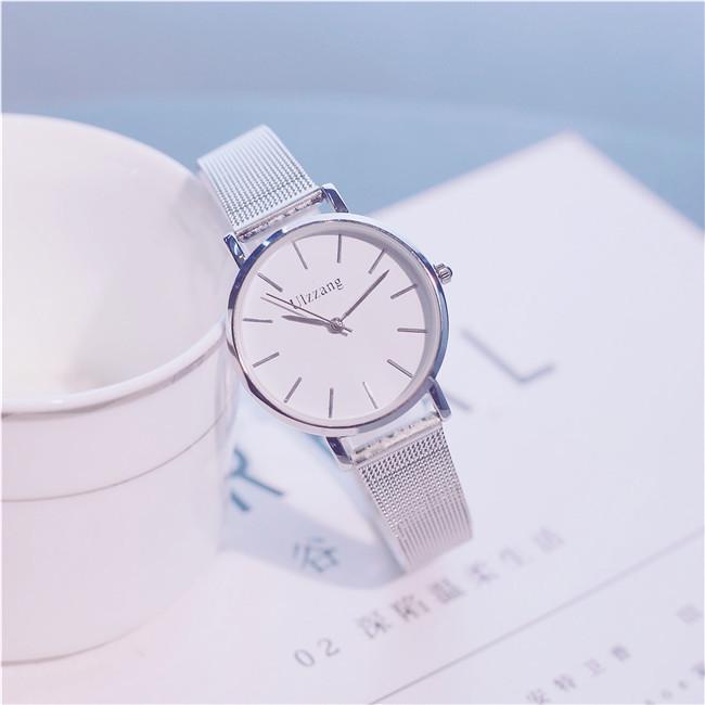 Nơi bán Đồng hồ nữ Ulzzang dây nhuyễn mềm mỏng nữ tính