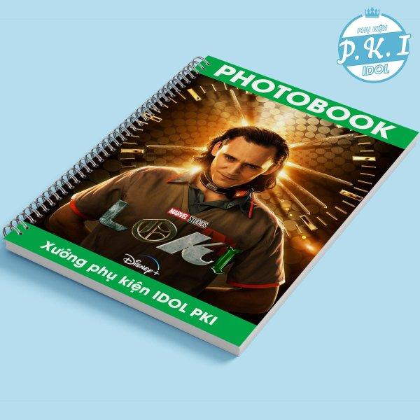 Photobook In Hình LOKI - Kẻ Thù Không Đội Trời Chung Của Thor