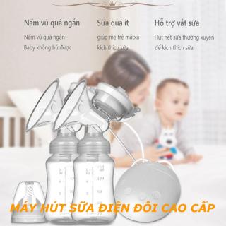 Máy Vắt Sữa Cầm Tay, Bình Vắt Sữa, Bình Vắt Sữa Bằng Tay. Hút Nhẹ Nhàng, Êm Ái, Chống Tắc Tia Sữa, Sản Phẩm Được Bộ Y Tế Công Nhận - BH 6 Tháng - GIÁ GIẢM SỐC - MUA NGAY thumbnail