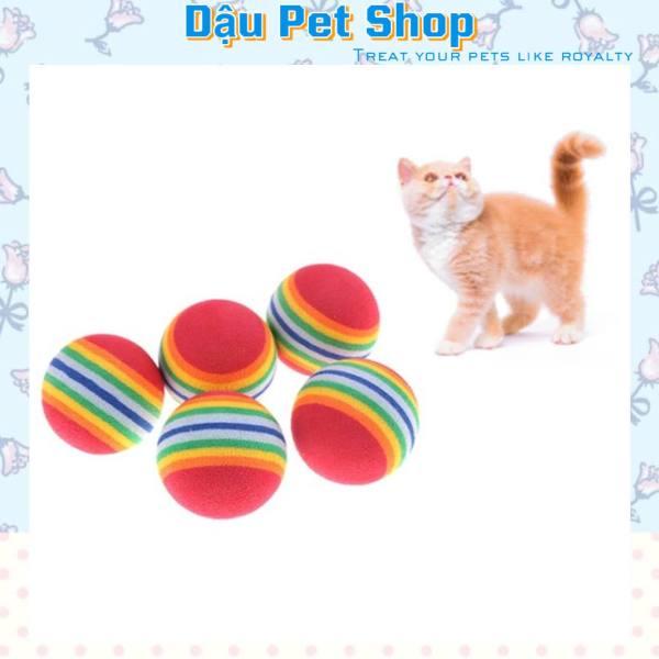 [HCM]Banh xốp đỏ mini cho mèo