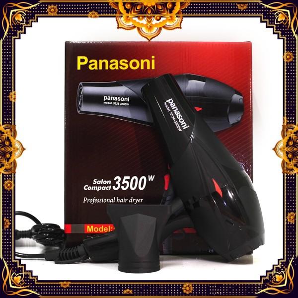 [SALE OFF] Máy Sấy Tóc 2 Chiều Chuyên Dụng Panasoni Model 5528 Công Suất Lớn 3500W(Tặng Dụng Cụ Tạo Kiểu) – Bảo Hành 12 Tháng Lỗi 1 Đổi 1 nhập khẩu
