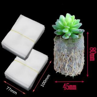Bầu ươm cây tự tiêu - combo 200 túi - Sản phẩm uy tín chất lượng - mua ngay thumbnail
