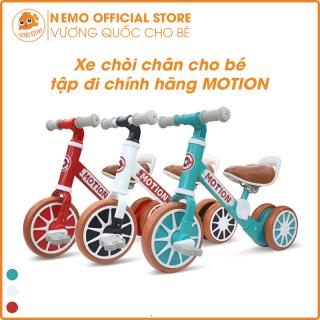 Xe chòi chân cho bé 1 3 tuổi tập đi - xe đạp trẻ em 3 bánh thăng bằng MOTION thumbnail