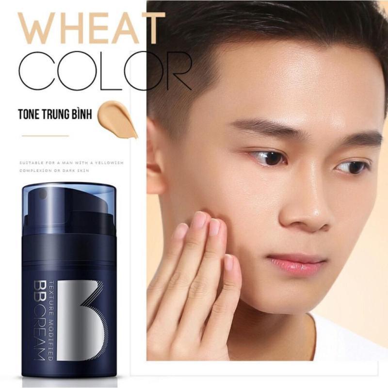 [TP HCM] Kem che khuyết điểm light makeup - che khuyết điểm cho nam theo tông da