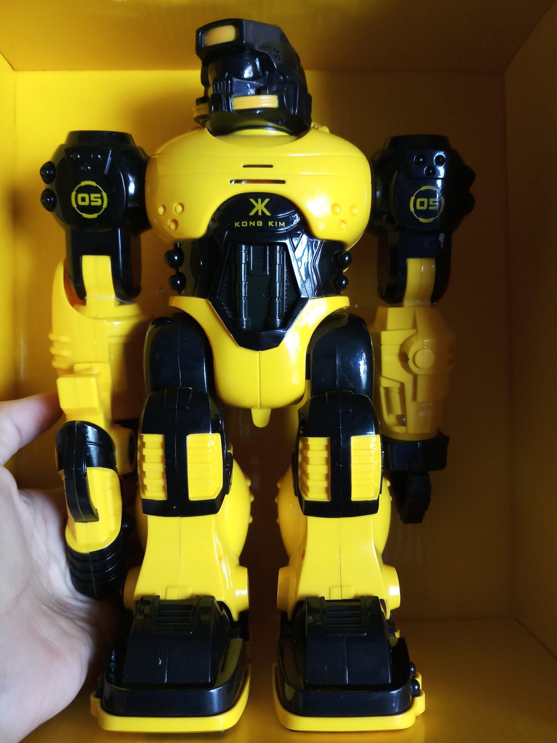 Mua W083841 - Đồ chơi robot chạy pin  607