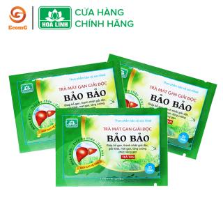 Trà giải độc gan Bảo Bảo - Thanh nhiệt mát gan giải độc giải rượu - Set 3 gói dùng thử - BB1-04 - Giới hạn 1 sản phẩm khách hàng thumbnail