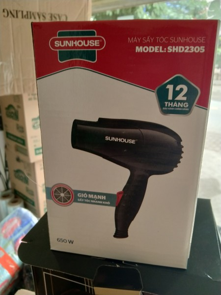 máy sấy tóc sunhouse shd2305