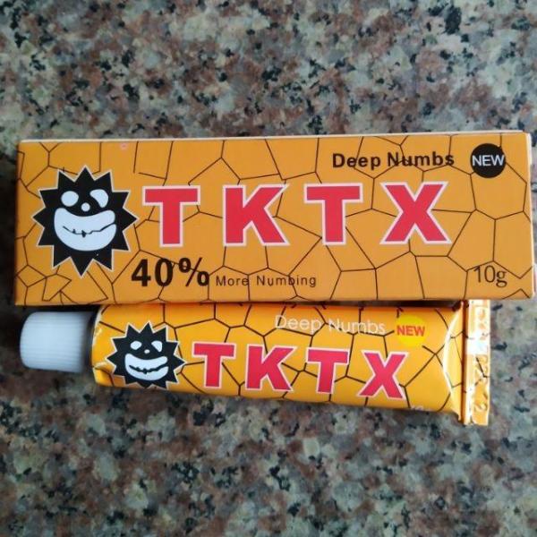 Cream TKTX 40 % hỗ trợ cho phun xăm thẩm mỹ và xăm hình nghệ thuật tốt nhất