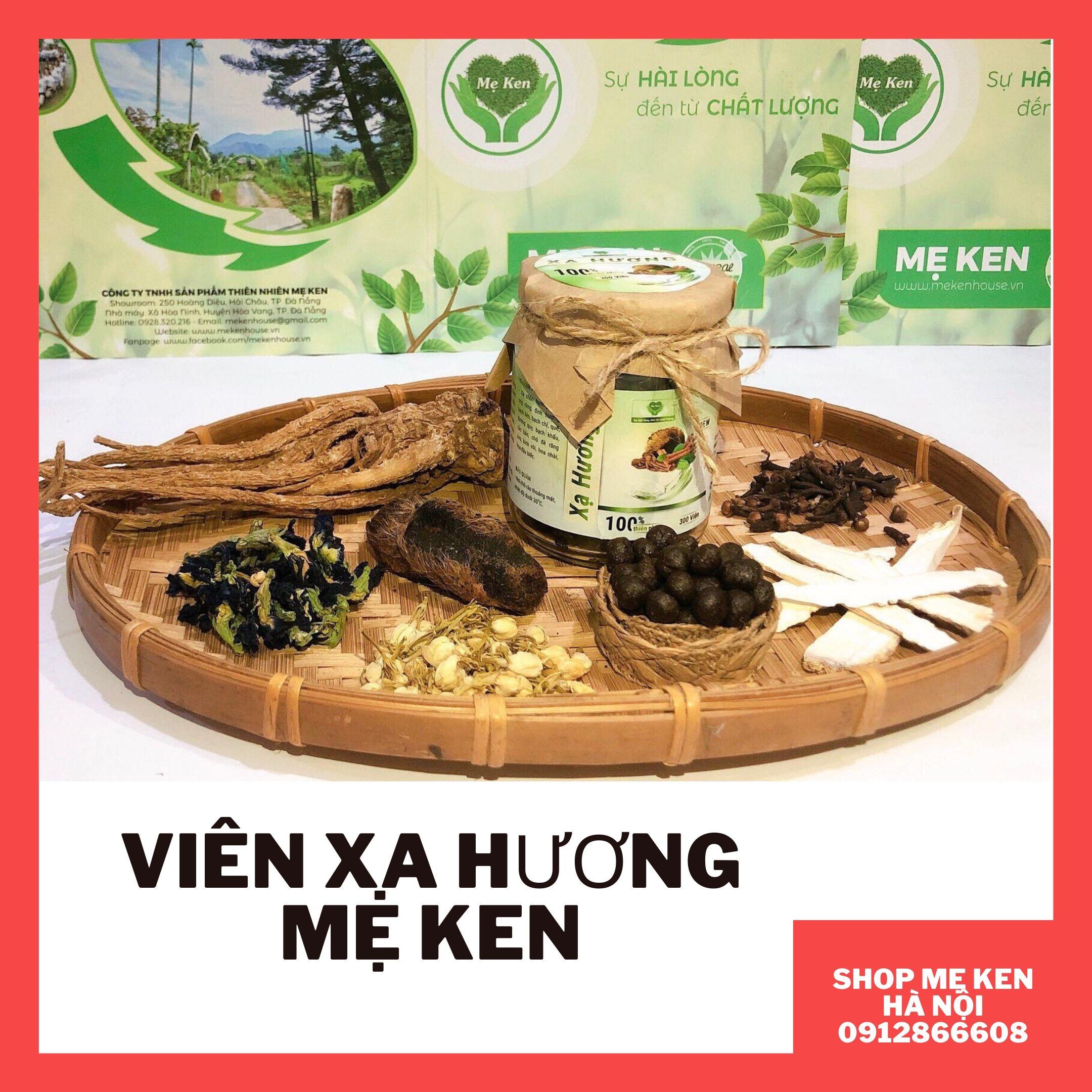 Viên xạ hương Mẹ Ken giải pháp cho người hôi nách, hôi miệng, hôi chân và muốn có mùi hương tự nhiên quyến rũ, ổn định kinh nguyệt nhập khẩu
