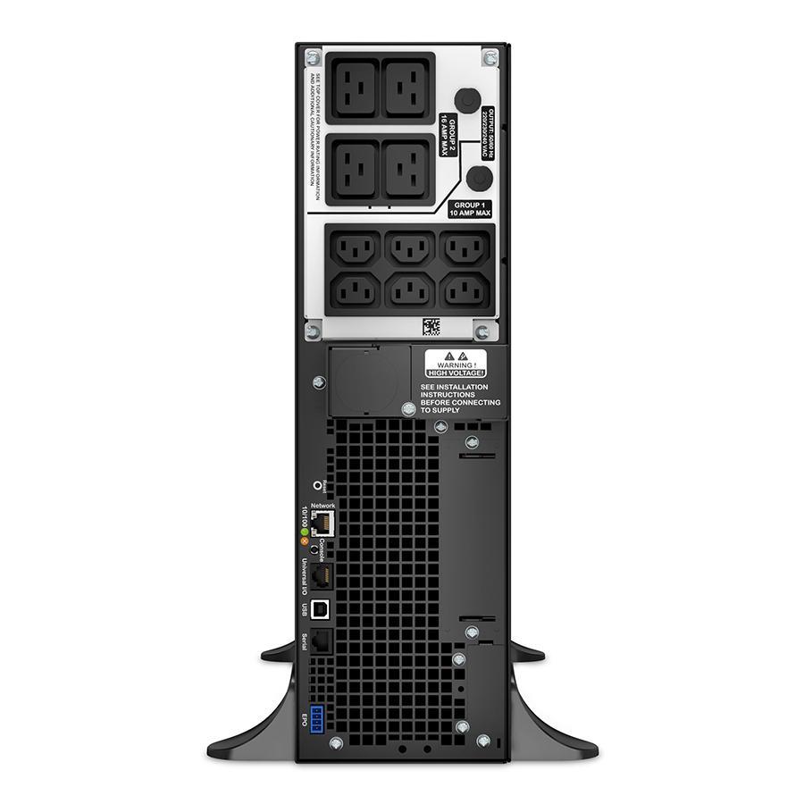 Bảng giá Bộ lưu điện APC: Smart-UPS SRT 5000VA 230V-SRT5KXLI - Hàng Chính Hãng Phong Vũ