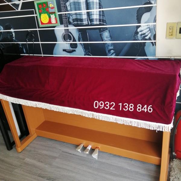 KHĂN PHỦ ĐÀN PIANO ĐIỆN ROLAND DP- 1000