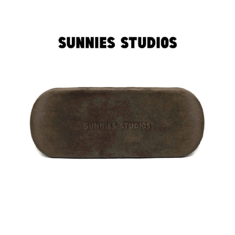 Giá bán Hộp Kính Nâu Nhung Teddy Sunnies Studios