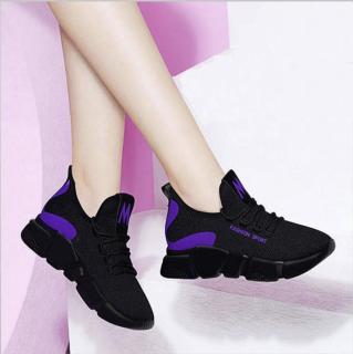 (Giao Hàng Nhanh) Bata Nam nữ Giày M , Giày M Vải Màu Trắng, Đen Phong Cách Hot 2020 0202 thumbnail
