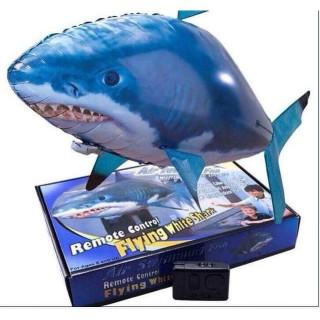Cá mập điều khiển thông minh, Đồ chơi cá mập điều khiển thông minh, Đồ chơi điều khiển cá mập thông minh, Đồ chơi cá mập cao cấp cho bé, Đồ chơi điều khiển cá mập cao cấp thumbnail