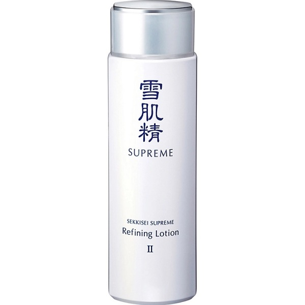 Lotion sáng da, cung cấp nước Kose Sekkisei Supreme Refining II (230ml) (Da thường - Da khô)