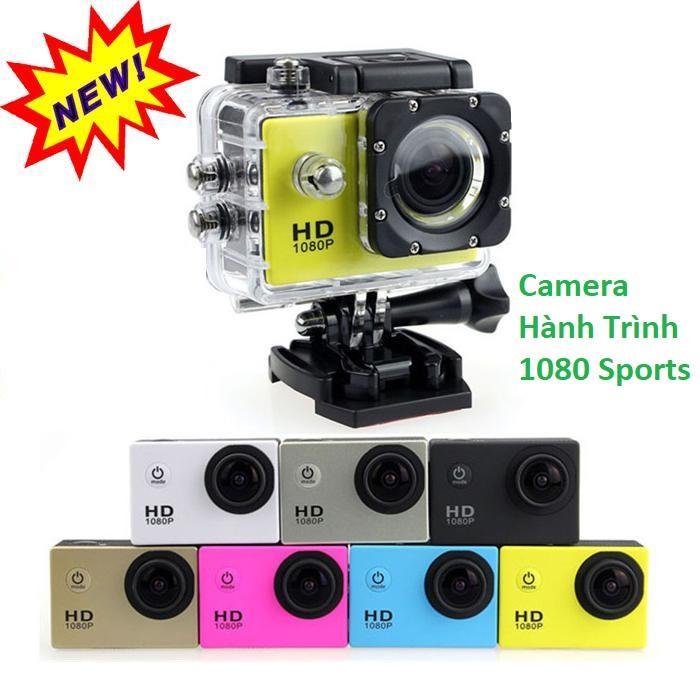 Offer Ưu Đãi Camera Hành Trình Hd, Camera Hd 1080P, Camera Hành Trình Sport Cam Hd 1080P,  Chống Nước Quay Ở Độ Sau 30M, Dung Lượng Pin 900Mah, Hình Ảnh Sống Động Sắc Nét, Khuyến Mại Đặc Biệt - Giá Siêu Rẻ.