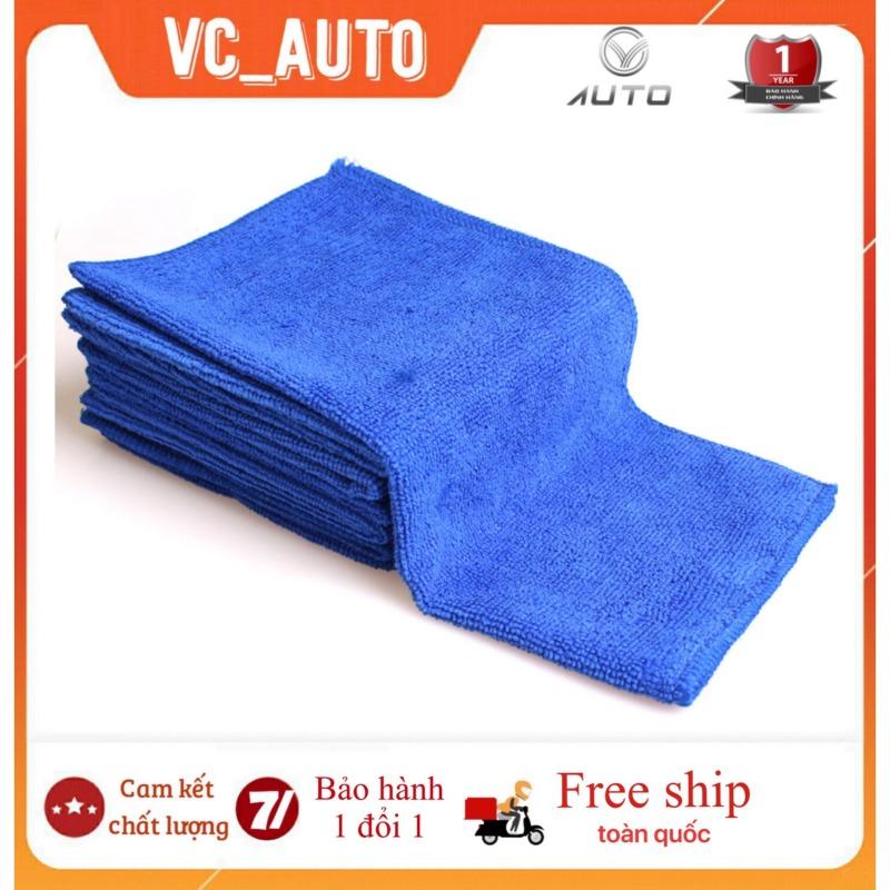 Combo 3 khăn lau ô tô xe hơi 3M Microfiber