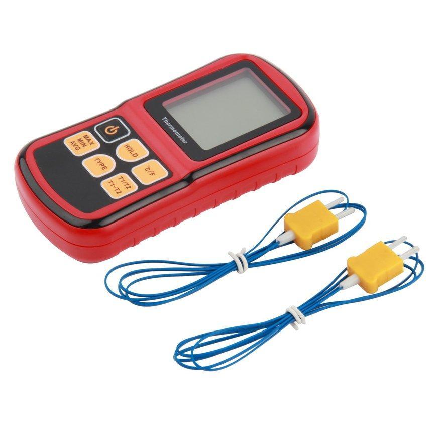 Cozy Digital Thermometer Thermocouple Thermometer Sensor In Temperature Measuring