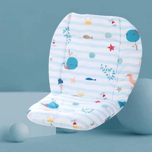 Giá bán STAMEEK Đệm ngồi Sưởi ấm Baby Warmer phổ quát Đặc Nệm Dấu chân thú Thảm xe đẩy Thảm bông Phụ kiện xe đẩy Thảm lót